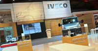 2367 Iveco stand Brussels 2