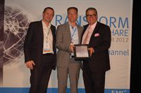 EMC Isilon Partern of the Year 2012 Proact