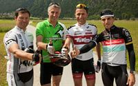 Tirol2London2012 - Charity Cycle Ride for DSUK