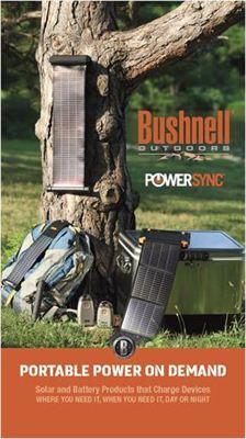 Bushnell PowerSync Product Line
