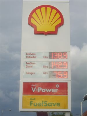 Shell Birchington Prices HR