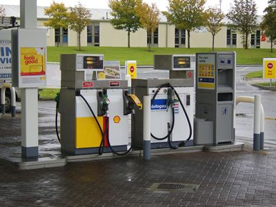Shell Thornaby Wood dispensers HR