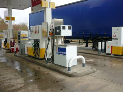 Fradley North Forecourt HR