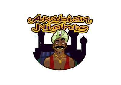 Paf - arabian nights paytable logo