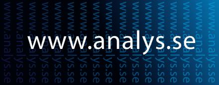 Analysgruppen vid KSU