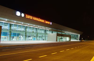 Zafer Airport 6