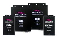w0101ma - Magenta HD-One500 Series at ISE 2013