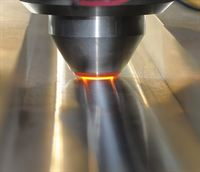 Friction stir welding at TWI