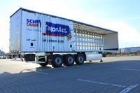 026 Speed Curtain trailer