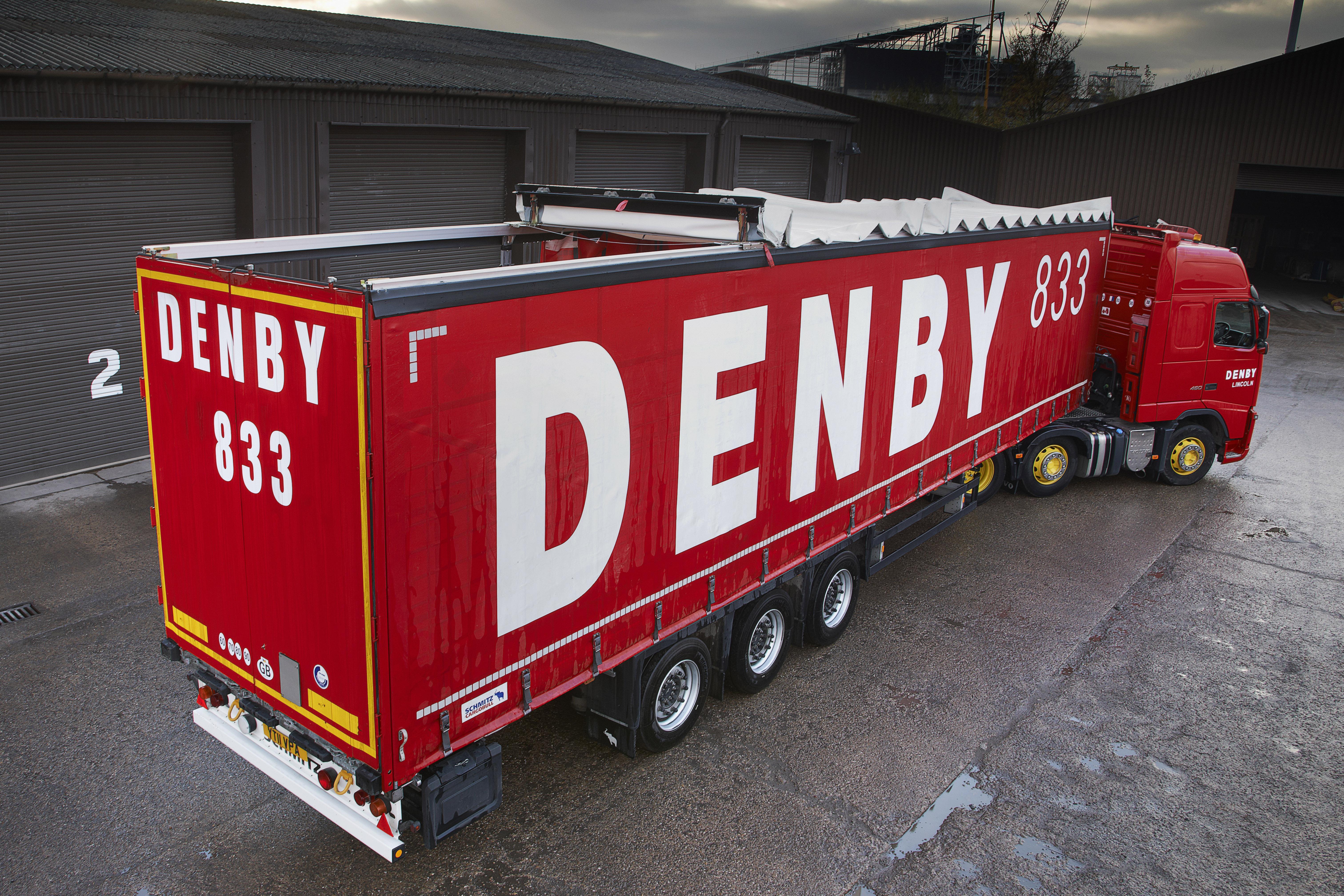 044 Denby Transport 041 Schmitz Cargobull
