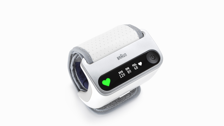 M3 IDG Sveriges största prylsajt ger Braun Health Care och handledsmätaren  iCheck7 mycket fina ord.Hej 628003426ac2e