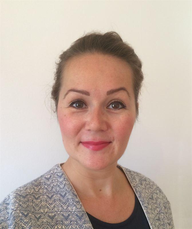 Anna Webrell, chef social hållbarhet