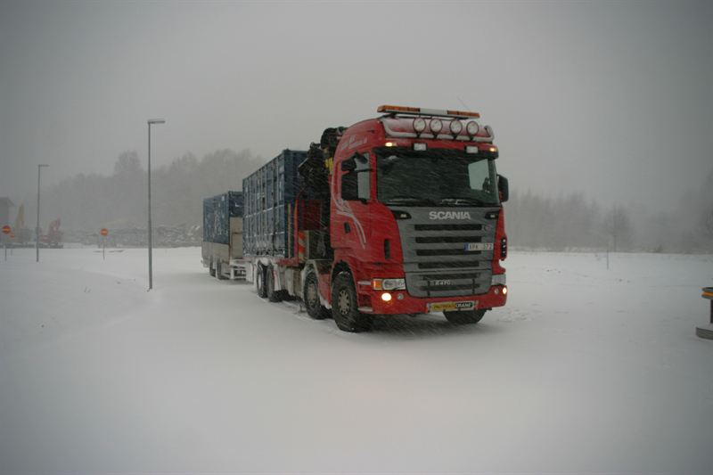 transport stormensven