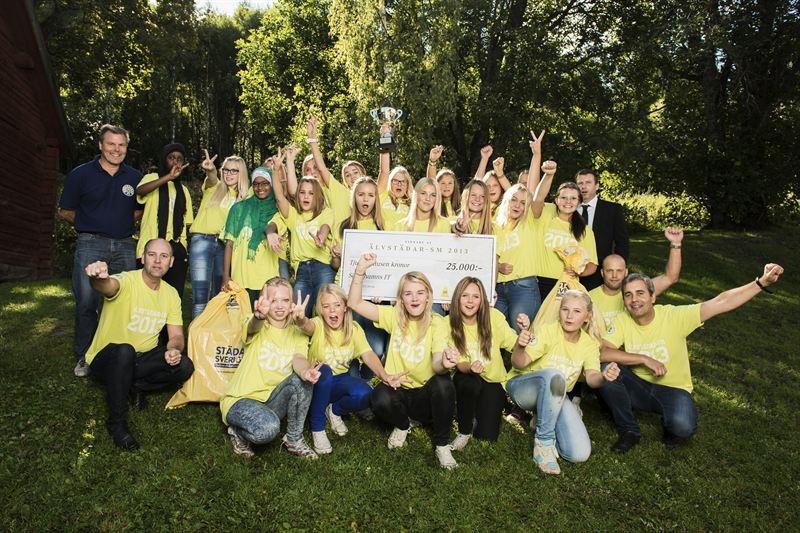 Söderhamns FF vinnare i Älvstädar SM FORTUM