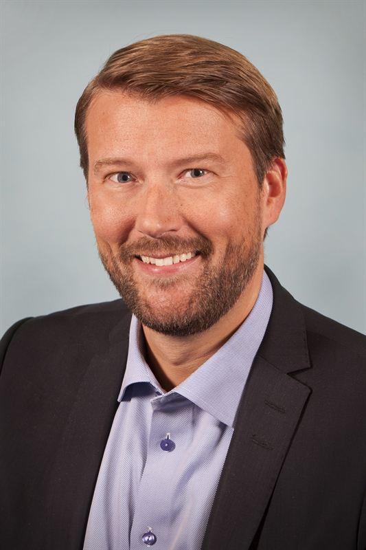 Johan Lindehag, vd på Fortum Distribution