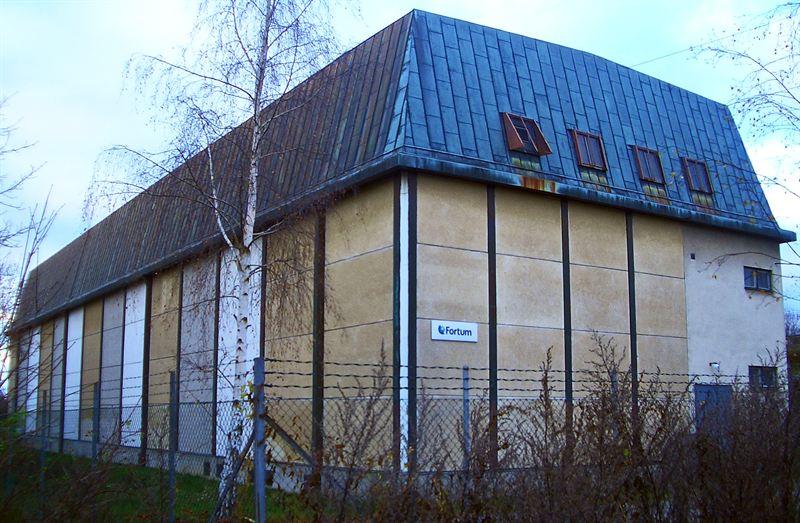 Örby station.