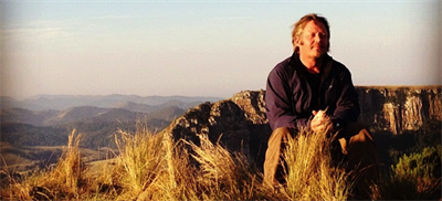 Charley Boorman South Africa