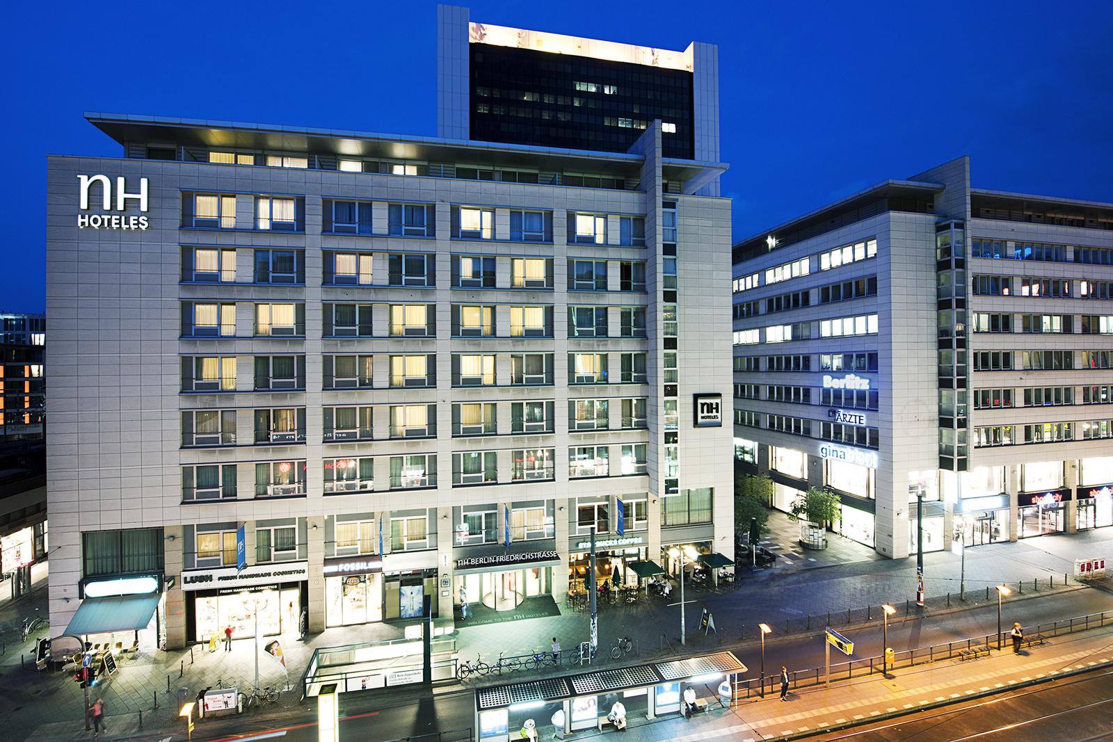 Nh Hotel Berlin Friedrichstrasse