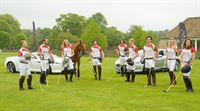Clogau Wales Polo Team