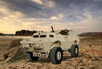 COMMANDO Select Mortar Vehicle