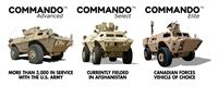 COMMANDO Family of Vehicles