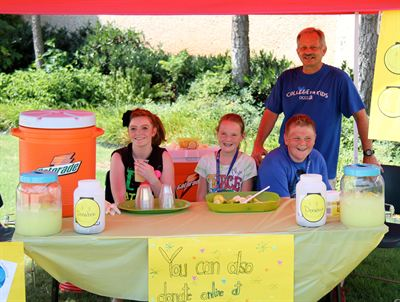 Alexs Lemonade Stand