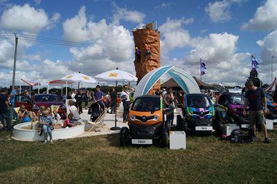Renault Big Feastival 34 Fusion Events