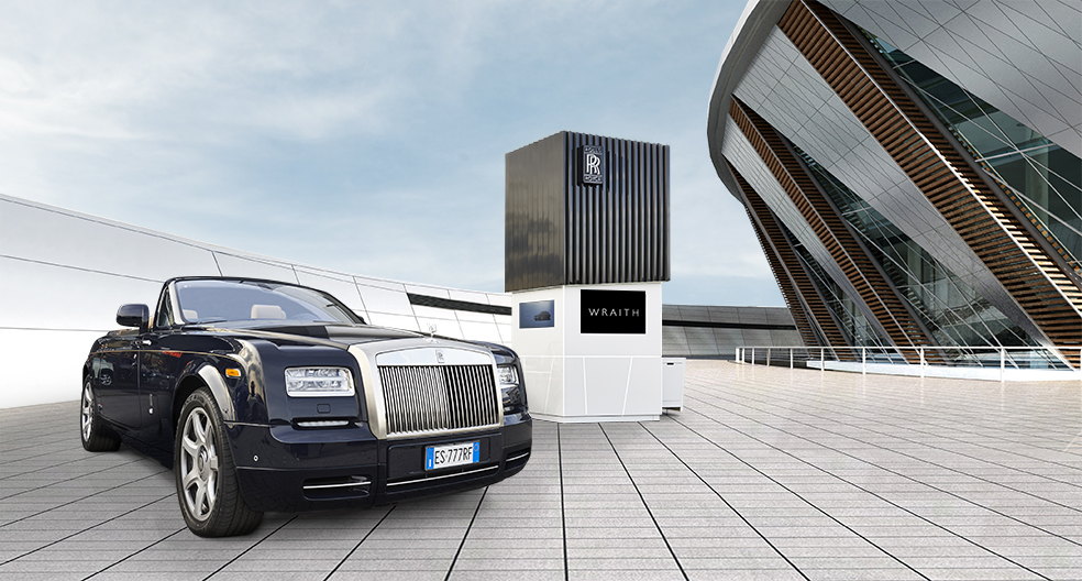 Fusion Events Wins Rolls Royce Marketing Cube Contract Fusion Events