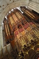 York Minster organ