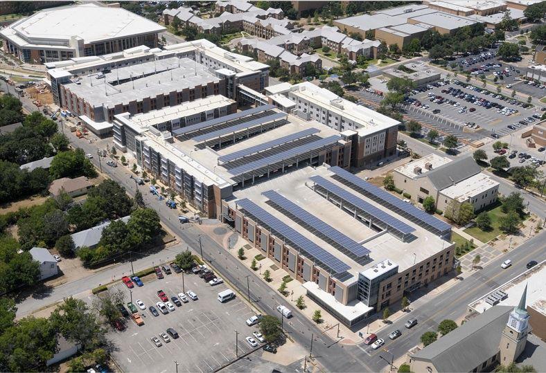 Ut Arlington College Park District 8 1 12 University Of Texas At Arlington
