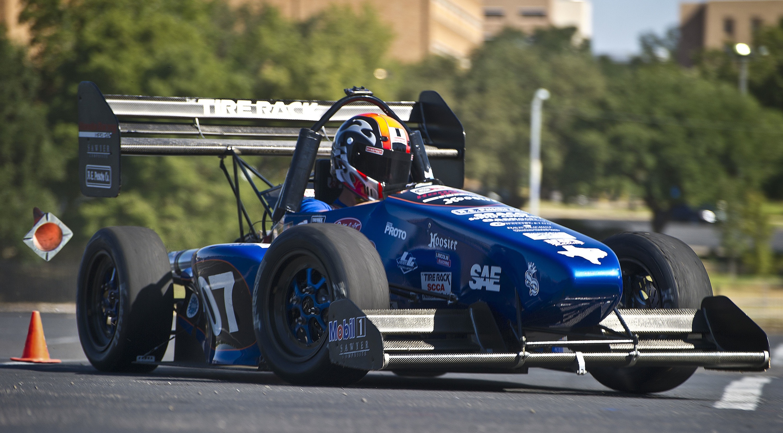 Ut Arlington Fsae Race Car University Of Texas At Arlington