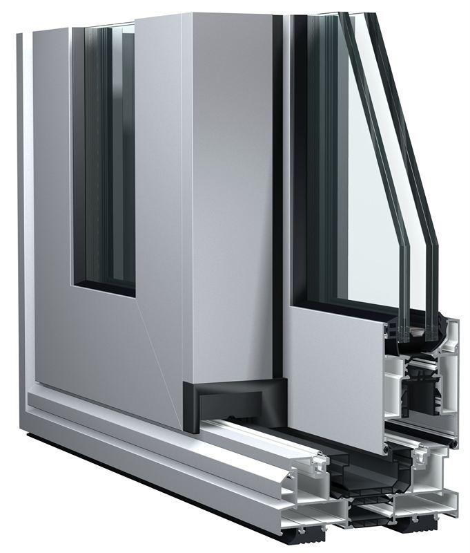 C160 Hs I 3d Copy Sapa Building System
