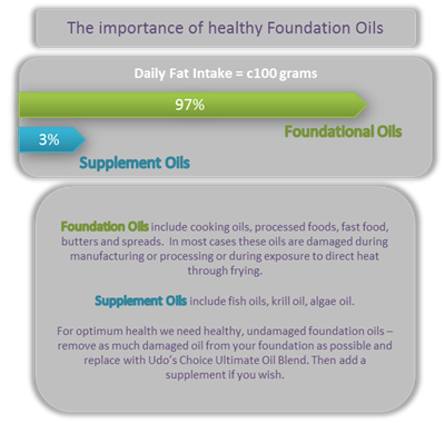 Foundation Fats Infographic
