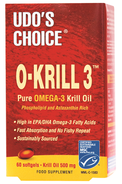 Udos Choice Krill Oil
