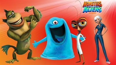 Monsters vs Aliens - Microsoft Store