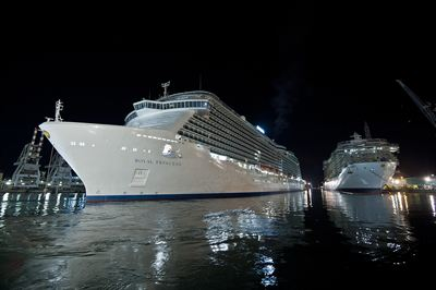 Fincantieri Royal Princess DSC 9386