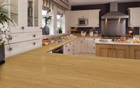 PP6360 Swedish Oak PGN worktop PP1340 White SCO BB