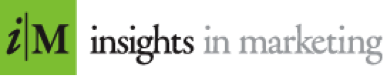 Insights in Marketing Logo