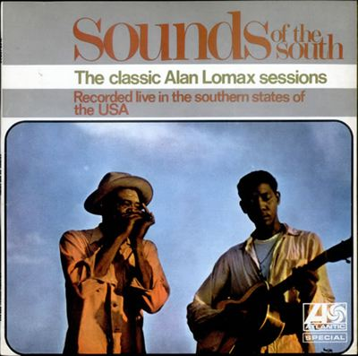 Alan Lomax, Sounds Of The South