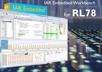 IAR Embedded Workbench for RL78