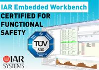 IAR Embedded Workbench Functional Safety