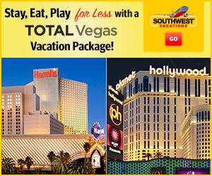 Cheap Southwest vacations to Vegas are the best way to travel to Sin City on the cheap. Ya' know, aside from walking which, let's be honest, is probably going to take a while. Lucky for you and your legs, Casino Boy has the hook-up on the best cheap Southwest flights to Las Vegas, including Vegas hotel/flight packages at some of the best hotels on the Las Vegas Strip and Downtown.