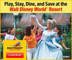 Disney Vacation Deal