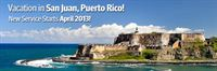 San Juan Vacation Package with Southwest Airlines Vacations