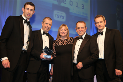 Winners 2013 Best Technology Initiative of the Year