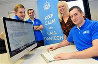 DaMtech and Sunderland Uni