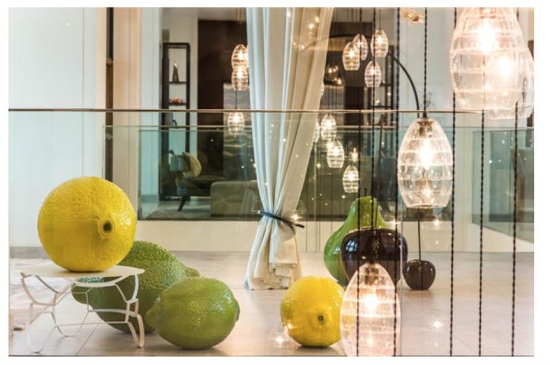 Vida downtown dubai unveils art installation curated by for Vida boutique hotel dubai