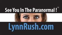 Lynn Rush - See You In The Paranormal Tagline