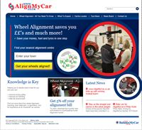 AlignMyCar screen grab