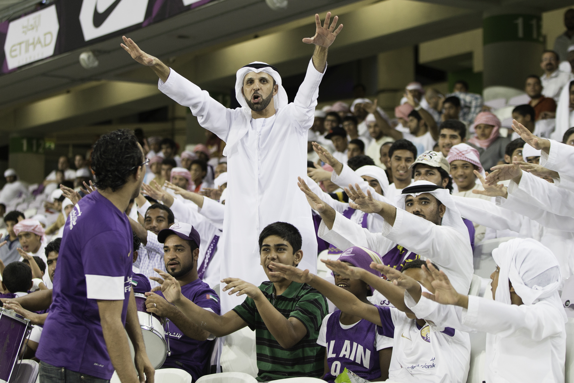 It is happening in the UAE - yes it is! : AL AIN FC ...